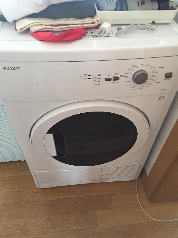 Arcelik clothes dryer
