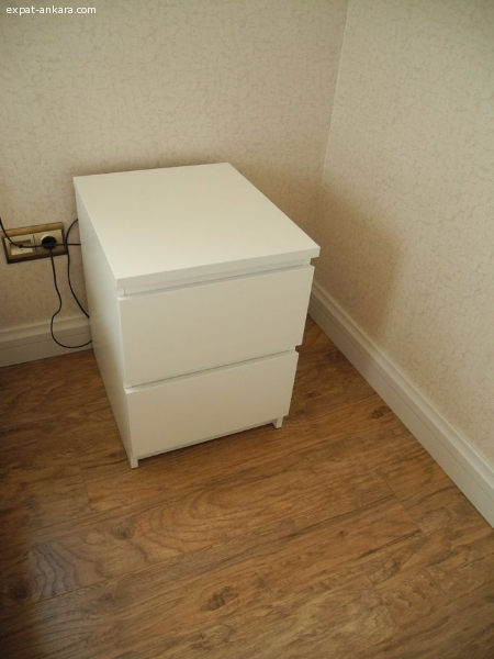BEDROOM FURNITURES-Should be picked up from Çayyolu