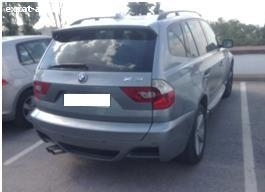 BMW X3 4X4 Diplomatic Car for sale