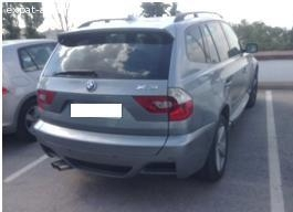 BMW X3 4X4 Diplomatic Vehicle For Sale
