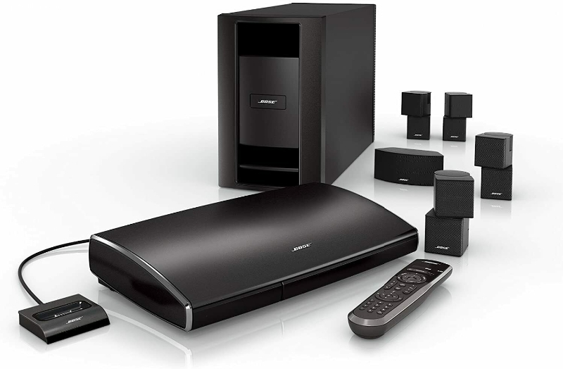 Bose Acoustimass 10 Series II Home Theater Speaker System
