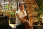CELLO & SOLFEGE Lessons by Dr.Professor on Cello Performance