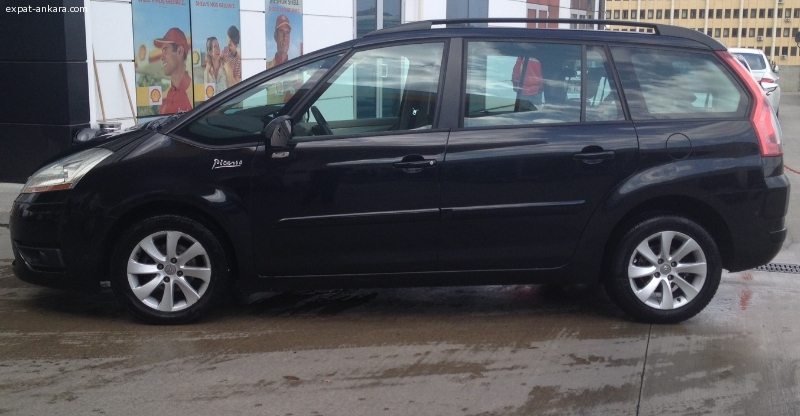 Diplomatic Car For Sale : 2010 CITROËN GRAND C4 PICASSO