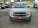 NEW PRICE: Diplomatic car for sale - Ford Escape 2008 SUV