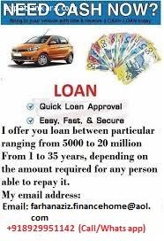 Fast approval loan for your urgent needs!