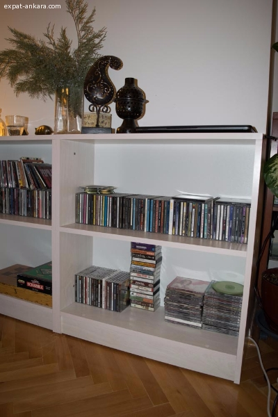 For sale: almost new IKEA furniture, Tepe Home etc.