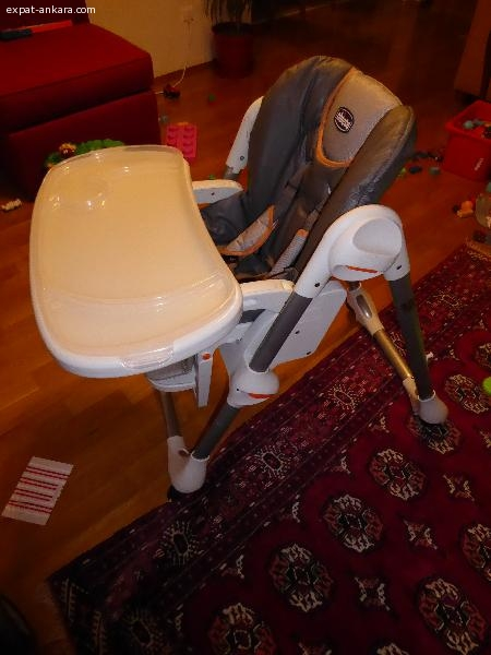 For Sale: Chicco High Chair