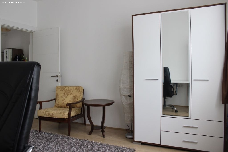 Fully Furnished Flat in Ankara for Rent