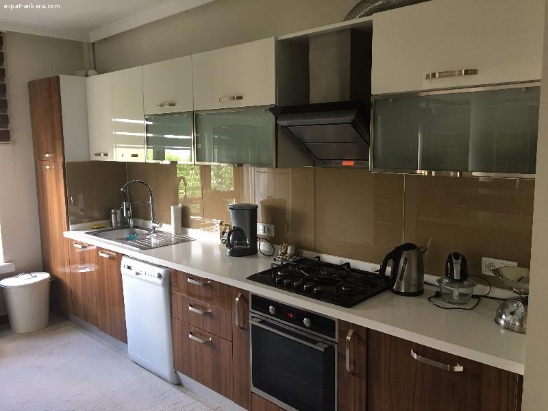 Fully Furnished flat in Gaziosmanpasa-Ankara
