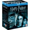 Harry Potter Complete set, 8 Blu-rays $50 USD (130 TL)