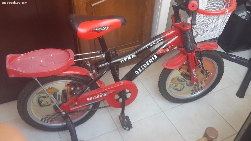 kid's bicycle
