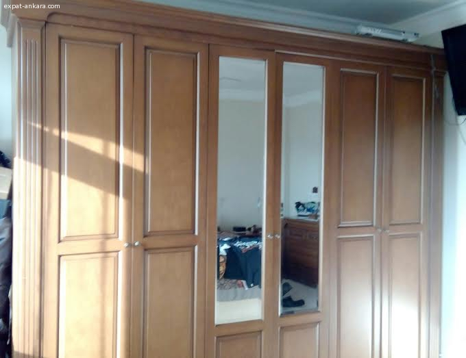 Large Quality Wardrobe