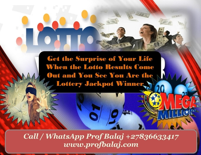 Lottery Spells to Win the Mega Millions Call +27836633417