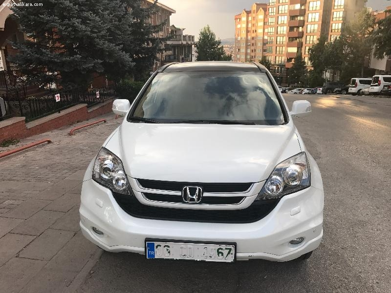 Diplomatic HONDA CR-V 2.0 - only 15k km - 15,600 EUR