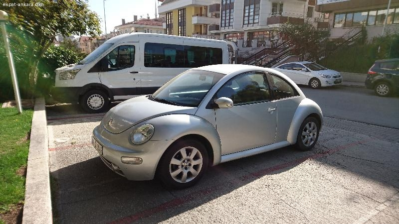 New Beetle for sale