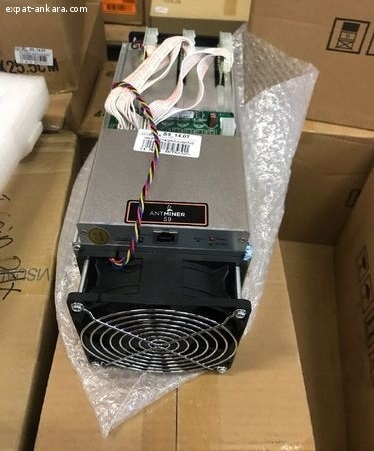 New Bitmain Antminer S9 14 Th/s With Apw3 Power Supply