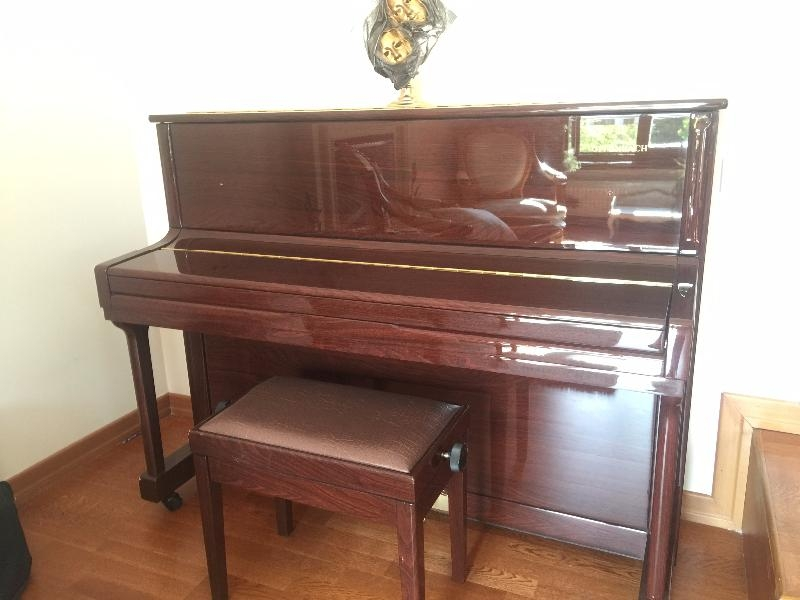 Offenbach Upright Piano