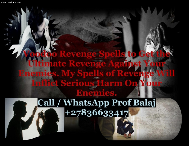 Revenge Spells to Punish Someone Call +27836633417