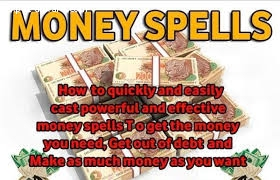 }Strong money spell,to solve financial problem call MAAMAZAM
