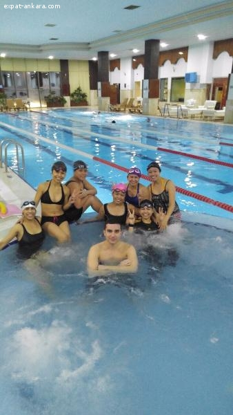 Swimming Course