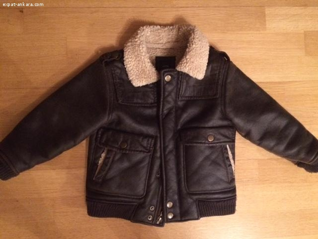 Toddler Bomber Jacket