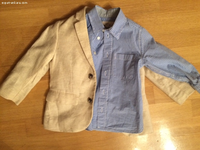 Toddler Boy Dress Clothes