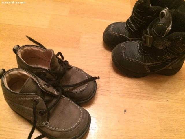 Toddler Boy Shoes size 26