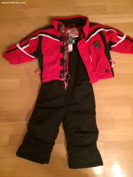 Toddler Ski and Winter Gear