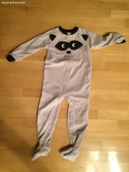 Toddler winter pajamas: NEW