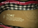 TOMS size 39