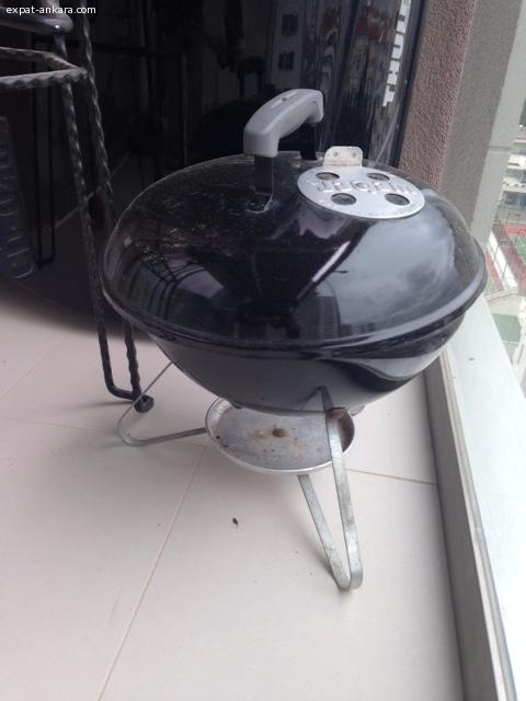 Weber 14 inch portable grill