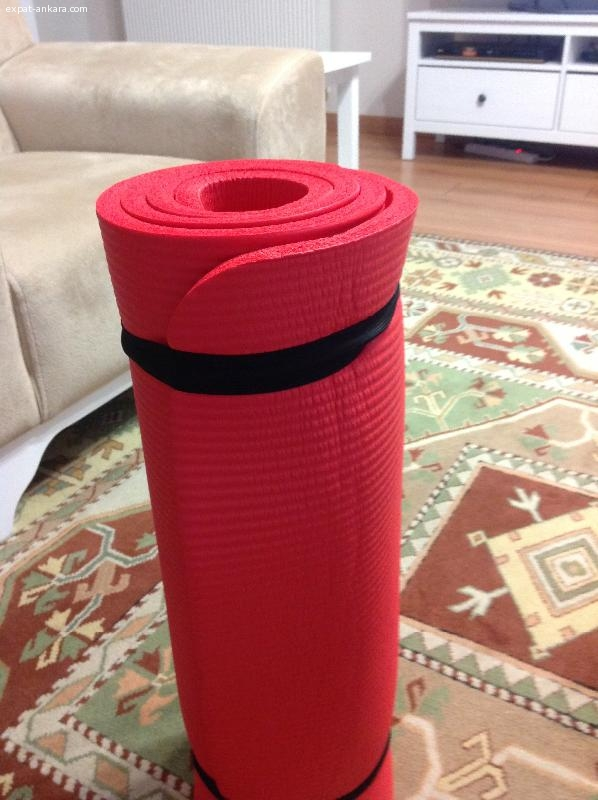 Yoga/work out mat